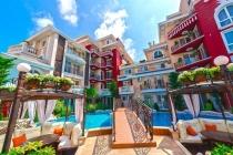 Многостаен апртаменти в Слънчев бряг (България) за 140000 евро