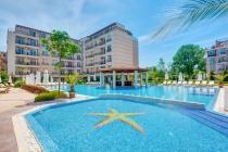 3х комнатные апартаменты в Солнечном Берегу (Болгария) за 49000 евро