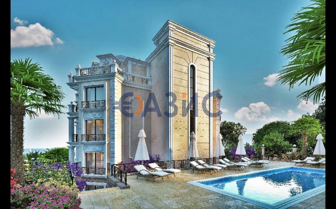 Студия в Святом Власе (Болгария) за 55050 евро