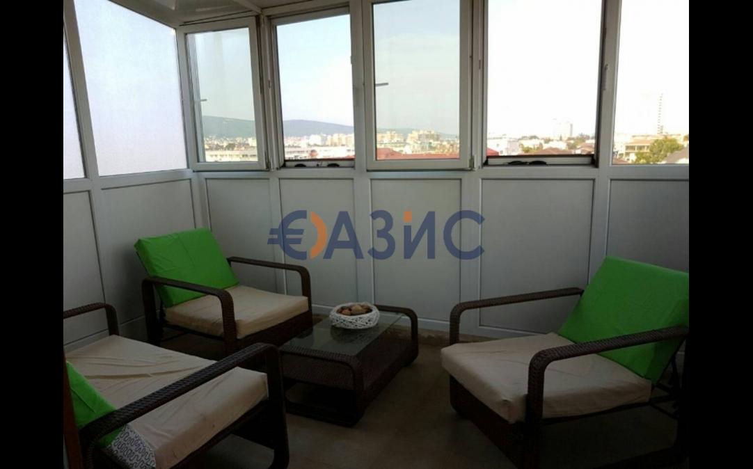 3х комнатные апартаменты в Солнечном Берегу (Болгария) за 40000 евро
