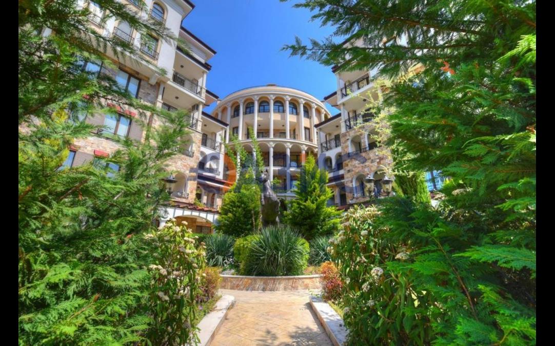 3х комнатные апартаменты в Несебре (Болгария) за 105000 евро