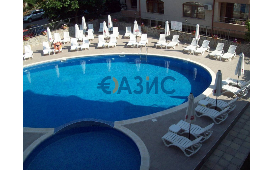 Студия в Солнечном Берегу (Болгария) за 22500 евро