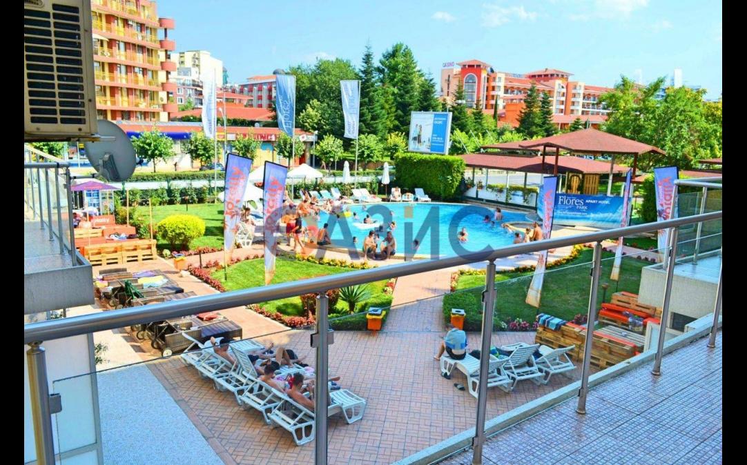 Студио в Слънчев бряг (България) за 23200 евро