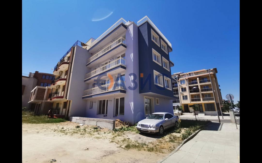 Студио в Несебър (България) за 44000 евро