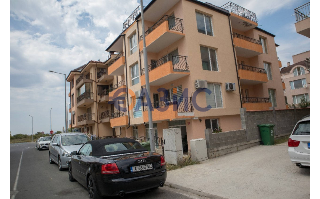 Студио в Несебър (България) за 34500 евро