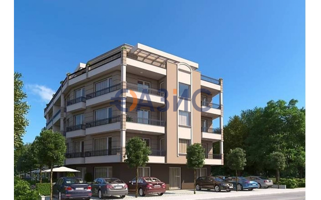 Студио в Сарафово (България) за 38225 евро