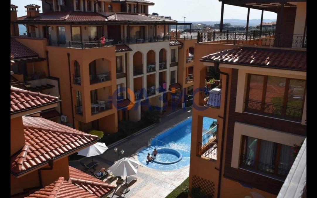 3х комнатные апартаменты в Святом Власе (Болгария) за 86625 евро