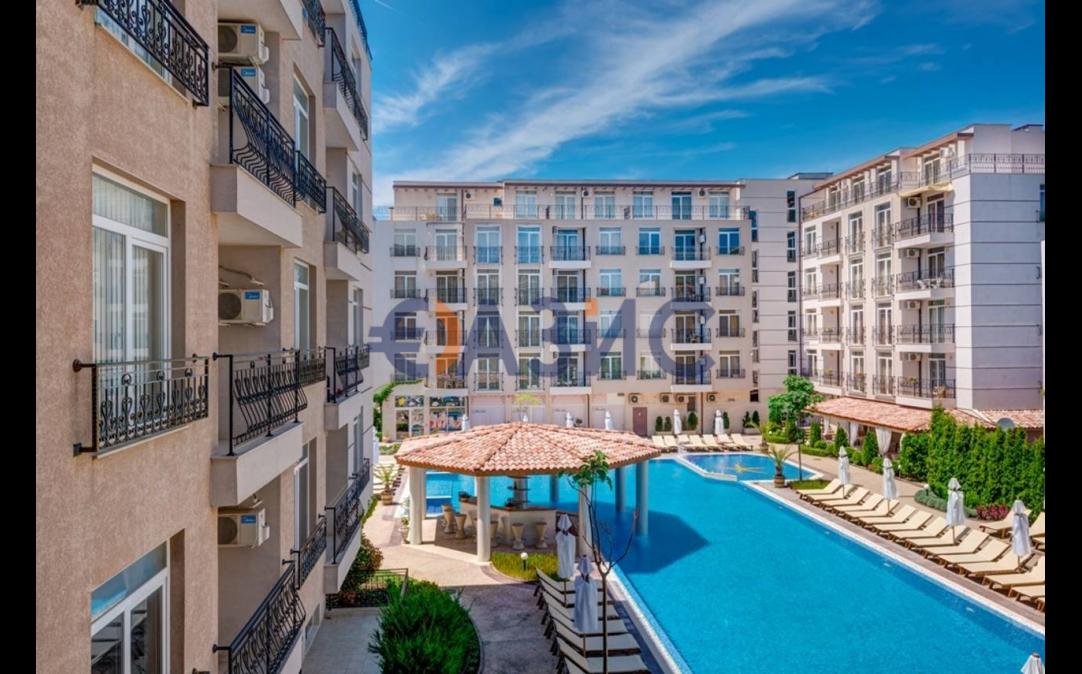 3-стайни апртаменти в Слънчев бряг (България) за 49000 евро