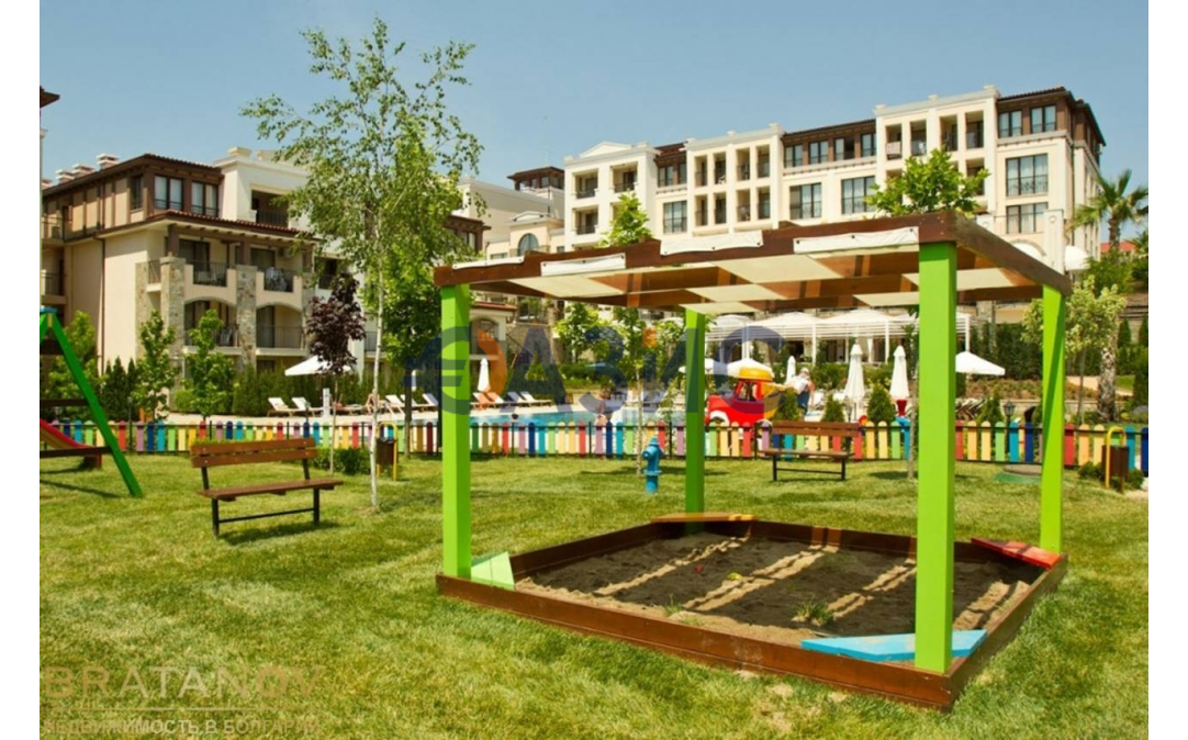 3х комнатные апартаменты в Созополе (Болгария) за 88900 евро