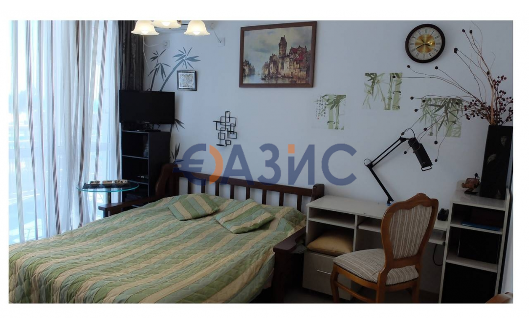Студия в Поморие (Болгария) за 55500 евро
