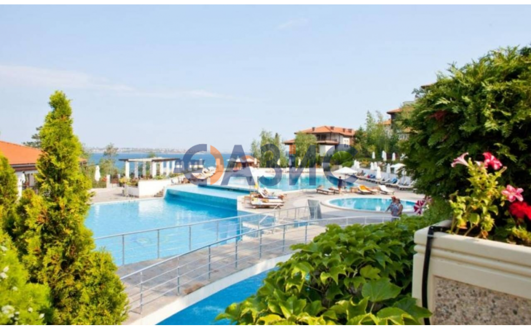 3х комнатные апартаменты в Созополе (Болгария) за 139900 евро