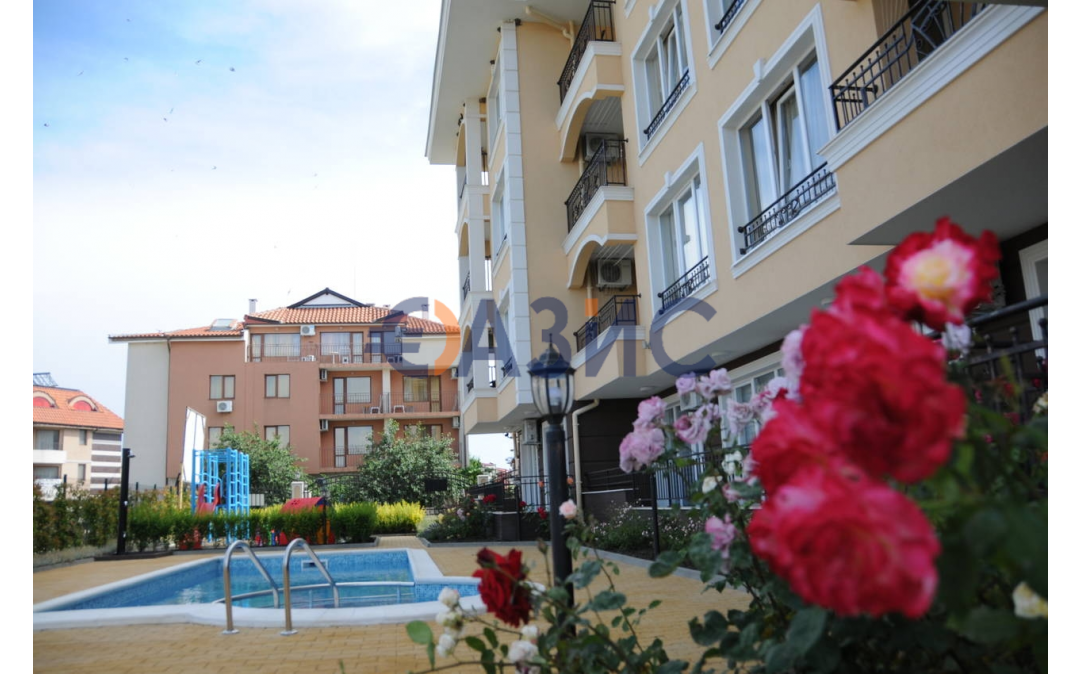 Студия в Равде (Болгария) за 46170 евро