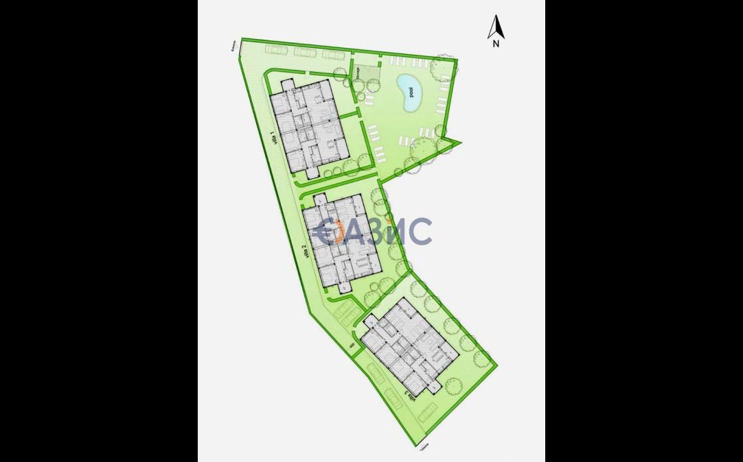 Земельный участок в Варне (Болгария) за 59000 евро