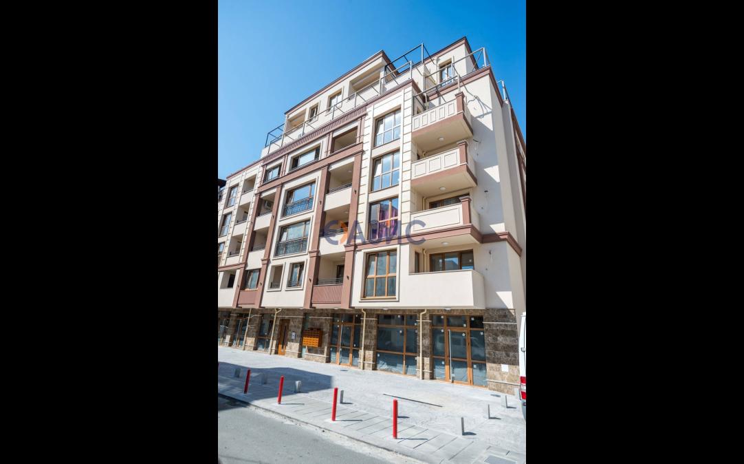 Студия в Бургасе (Болгария) за 93000 евро