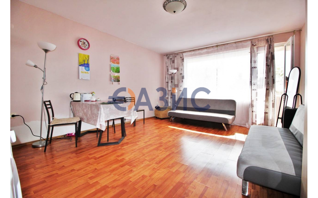 Студия в Святом Власе (Болгария) за 15550 евро