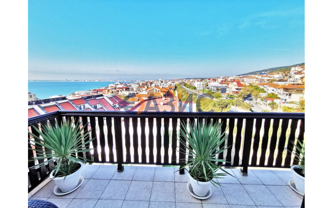 3х комнатные апартаменты в Святом Власе (Болгария) за 96800 евро