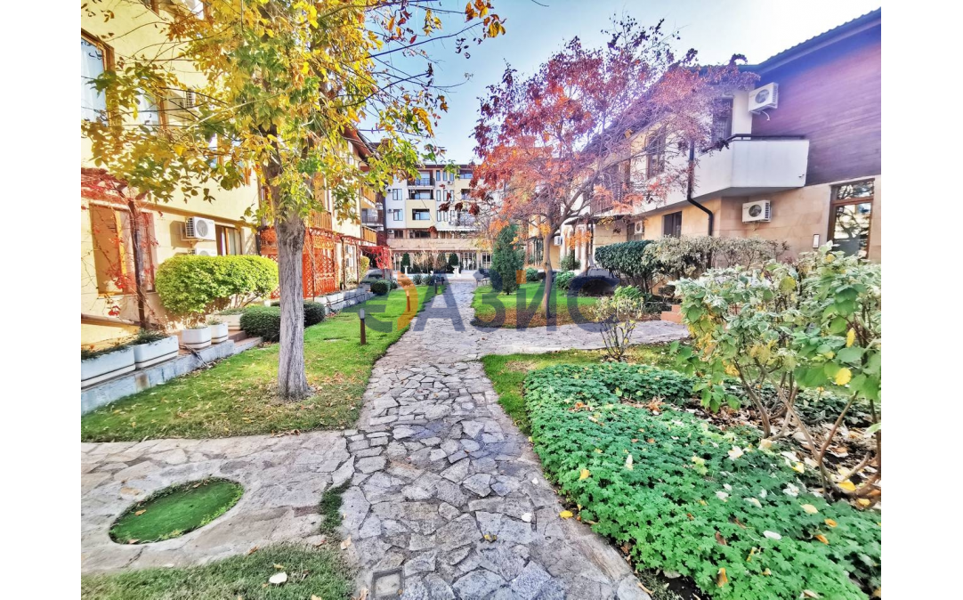 3х комнатные апартаменты в Святом Власе (Болгария) за 97500 евро