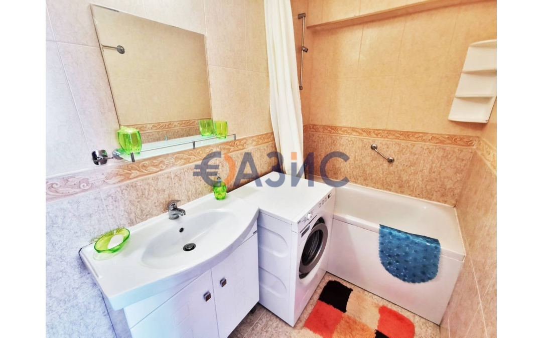 3х комнатные апартаменты в Святом Власе (Болгария) за 89900 евро