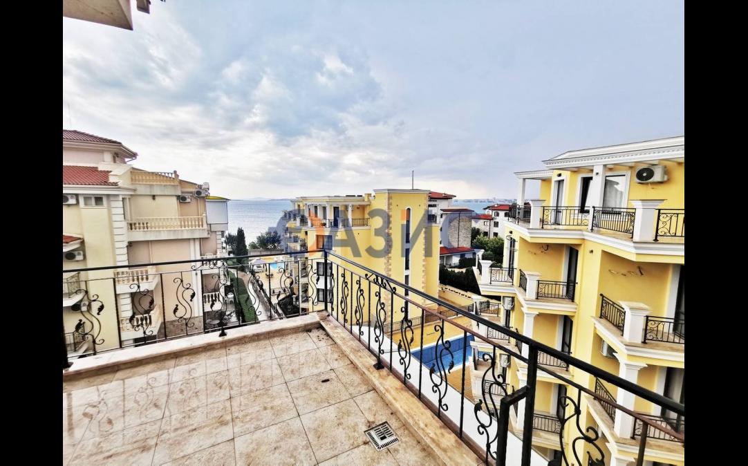 3-стайни апртаменти в Свети Влас (България) за 110000 евро