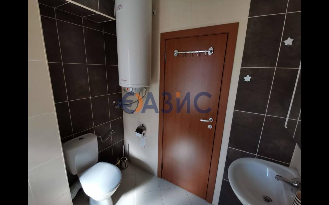 Студия в Святом Власе (Болгария) за 24200 евро