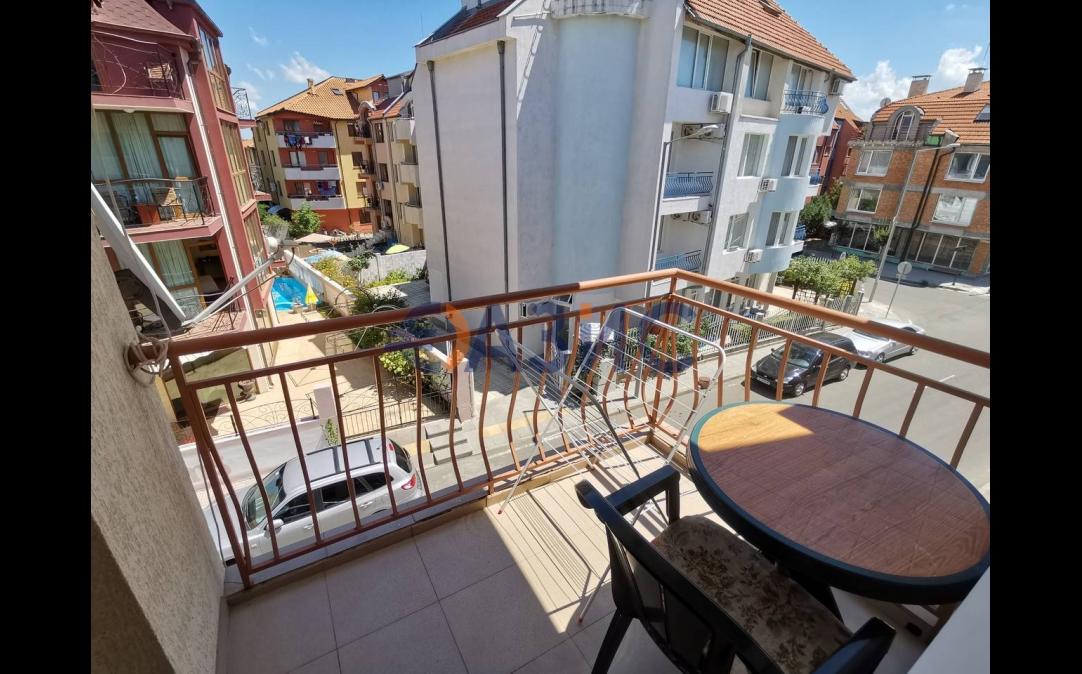 3х комнатные апартаменты в Несебре (Болгария) за 61100 евро