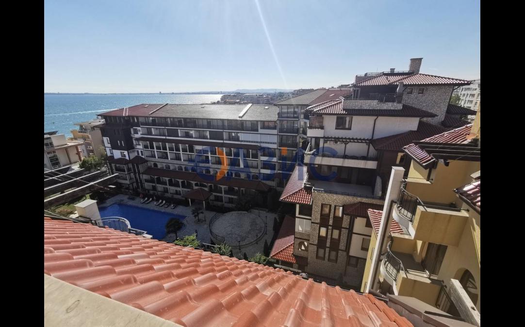 3х комнатные апартаменты в Святом Власе (Болгария) за 89800 евро