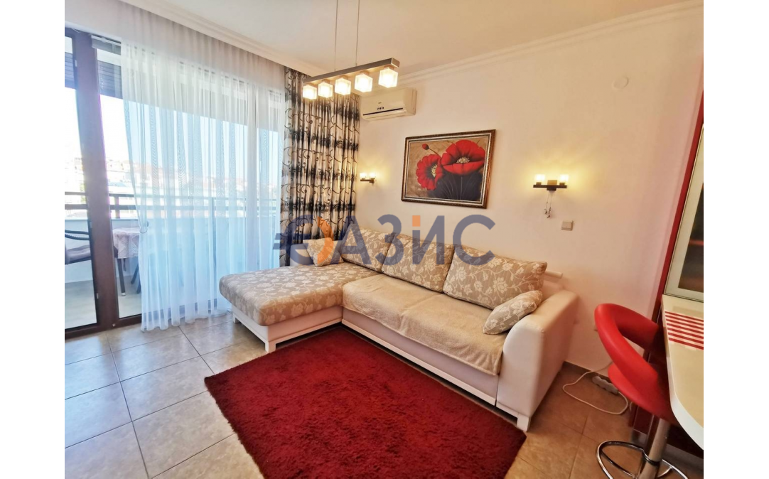 Студия в Святом Власе (Болгария) за 71000 евро
