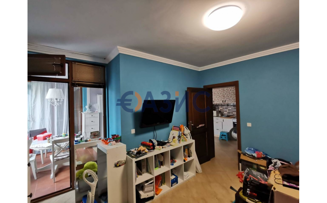 Студия в Святом Власе (Болгария) за 32700 евро