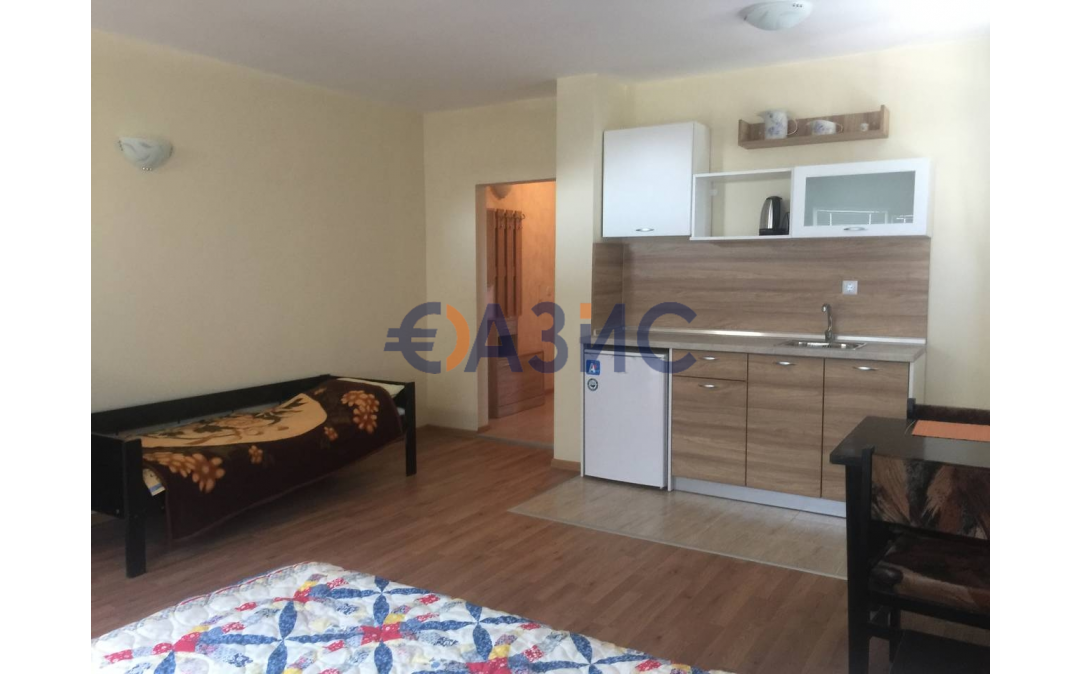Студия в Равде (Болгария) за 23100 евро