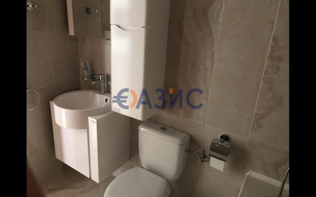 3х комнатные апартаменты в Несебре (Болгария) за 134000 евро