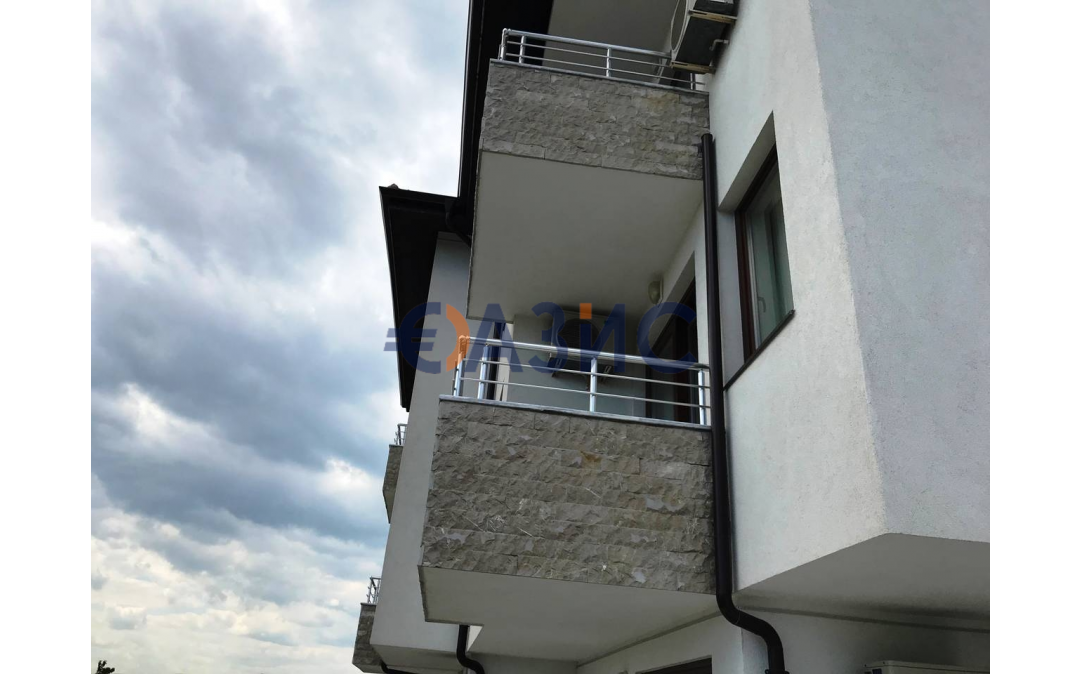Студия в Созополе (Болгария) за 70365 евро