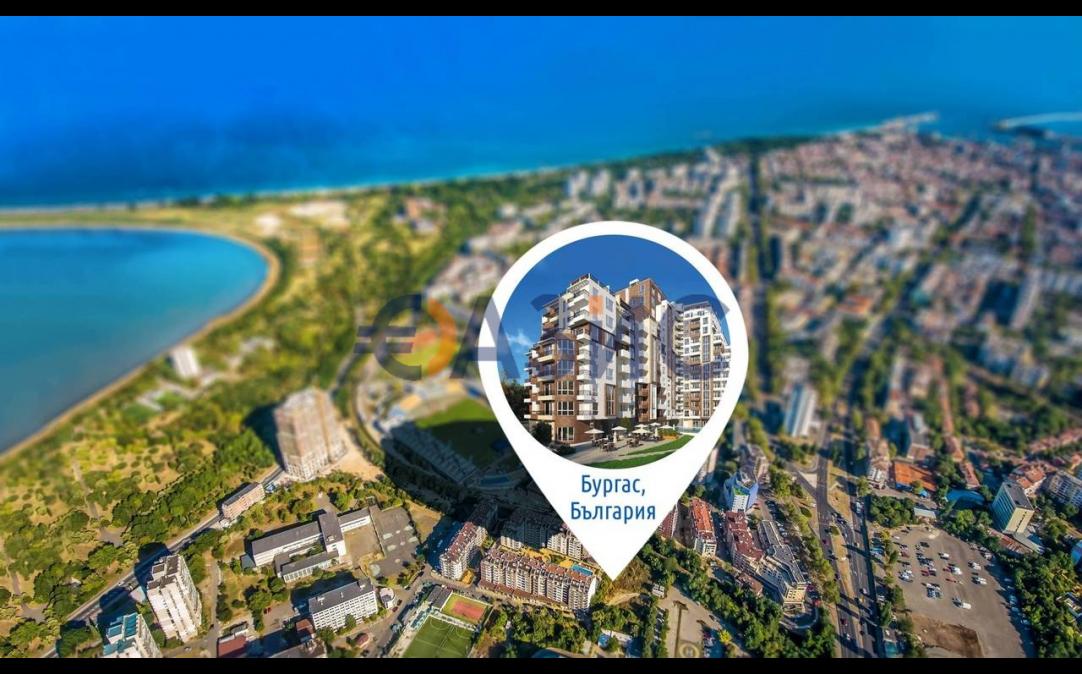 4-стайни апртаменти в Бургасе (България) за 180942 евро