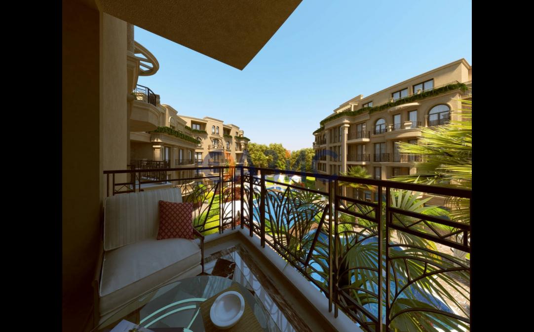 3х комнатные апартаменты в Солнечном Берегу (Болгария) за 71985 евро