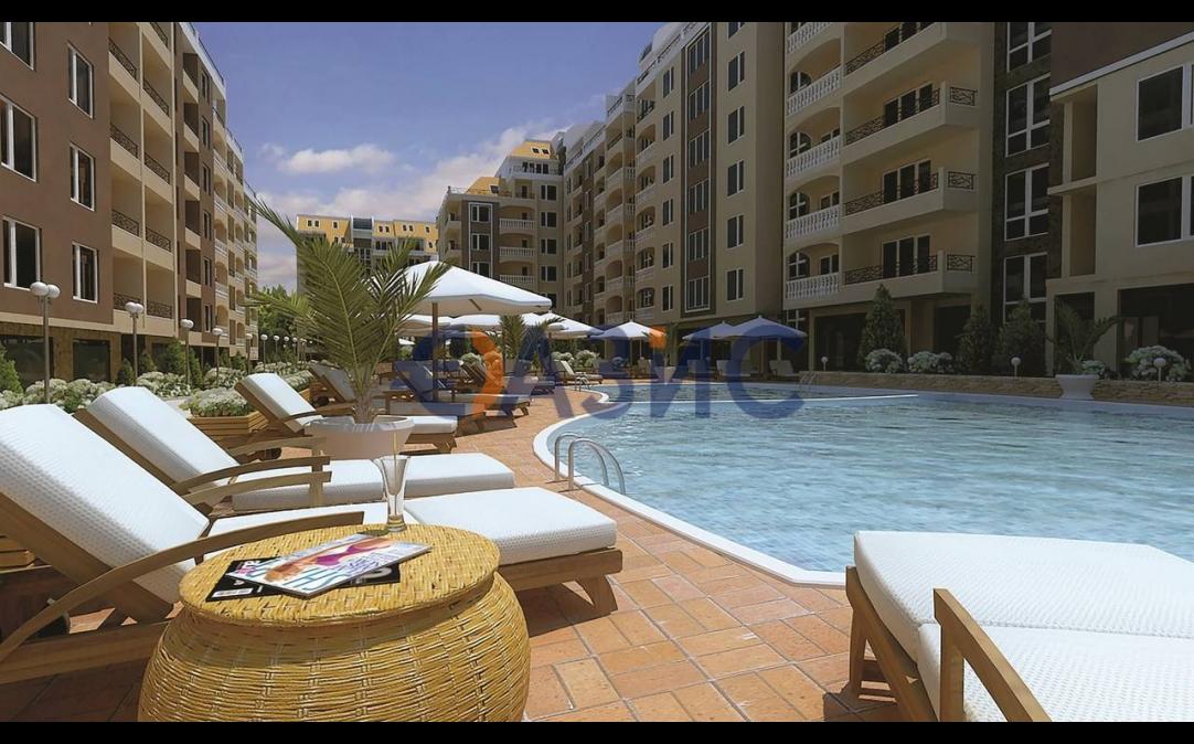 3х комнатные апартаменты в Бургасе (Болгария) за 115500 евро