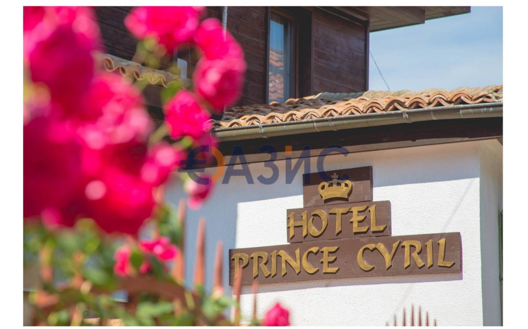 Отель в Несебре (Болгария) за 680000 евро