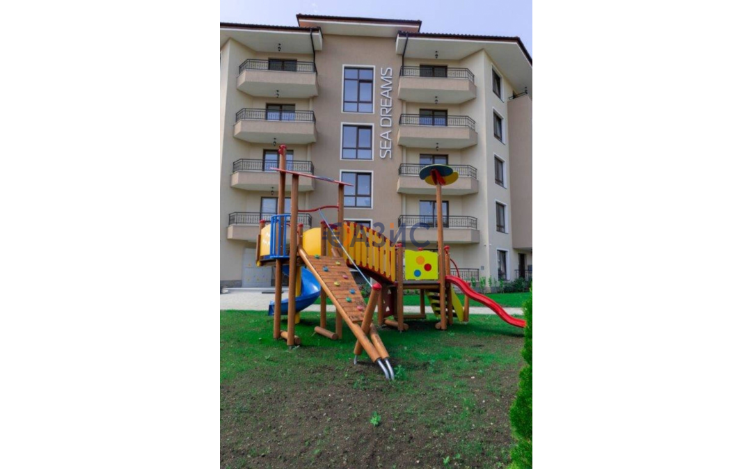 Студио в Свети Влас (България) за 31237 евро