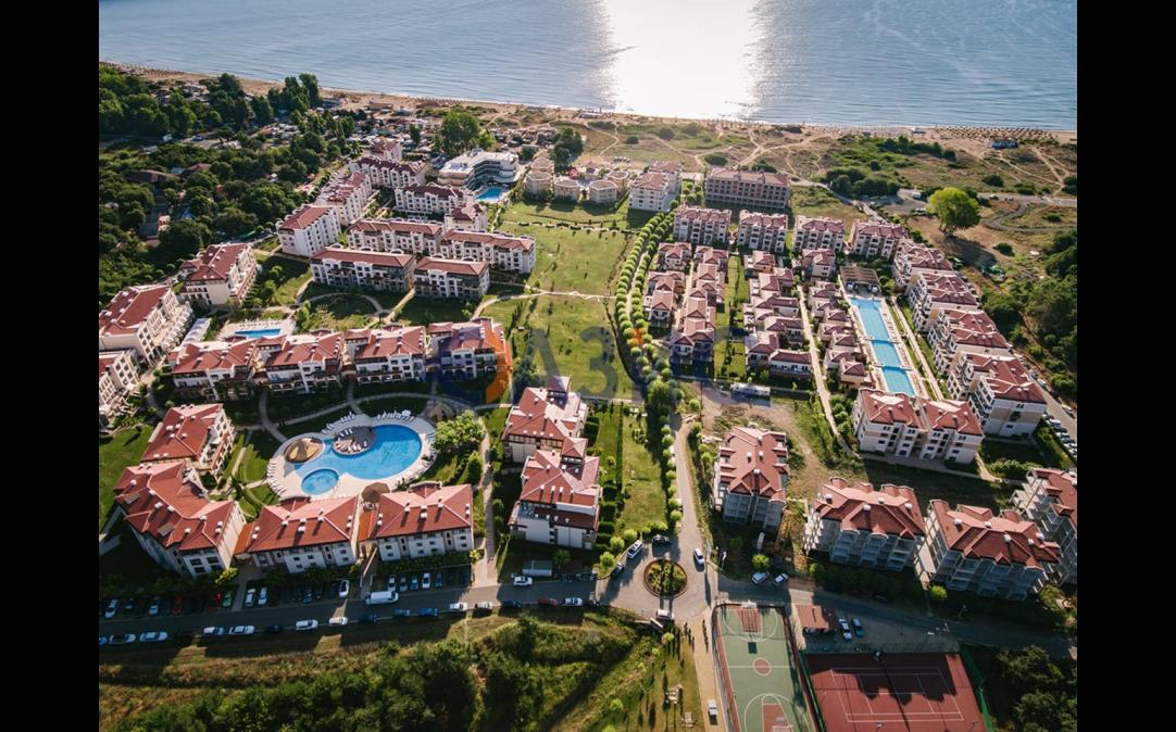 Студия в Созополе (Болгария) за 59900 евро