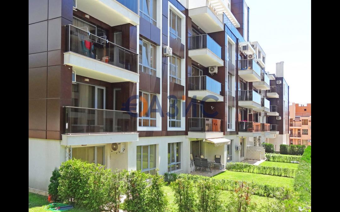 3х комнатные апартаменты в Святом Власе (Болгария) за 109000 евро