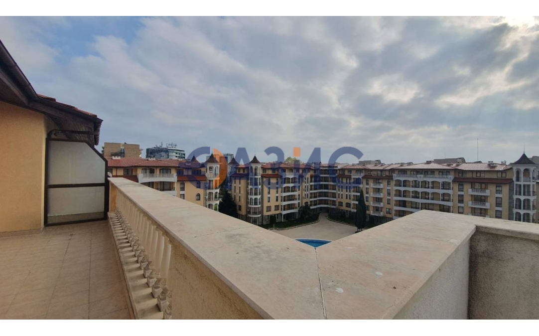 Студио в Слънчев бряг (България) за 54540 евро