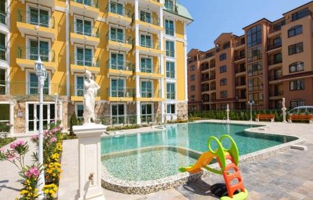 Студия в Солнечном Берегу (Болгария) за 47500 евро