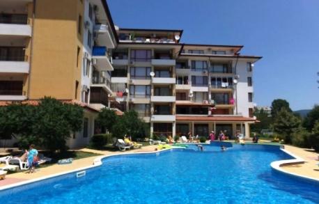 3х комнатные апартаменты в Солнечном Берегу (Болгария) за 43000 евро