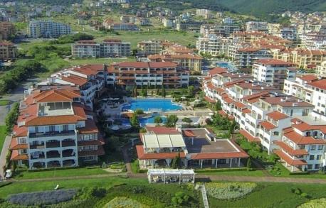 3х комнатные апартаменты в Святом Власе (Болгария) за 231730 евро
