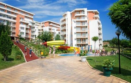 3-стайни апртаменти в Свети Влас (България) за 46500 евро