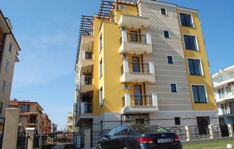 2х комнатные апартаменты в Несебре (Болгария) за 35900 евро