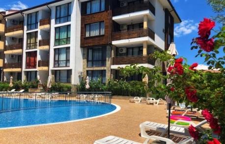 3х комнатные апартаменты в Несебре (Болгария) за 53800 евро