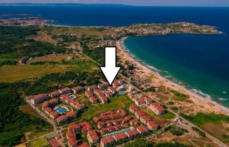 Студия в Созополе (Болгария) за 32300 евро