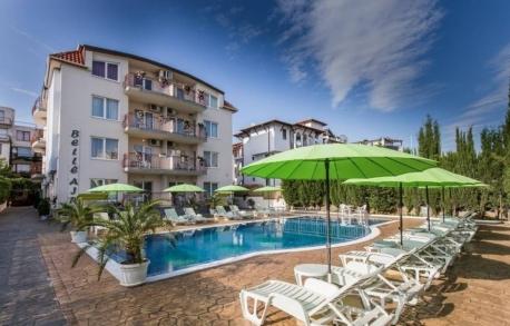 3х комнатные апартаменты в Солнечном Берегу (Болгария) за 59999 евро