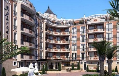 3х комнатные апартаменты в Несебре (Болгария) за 59999 евро
