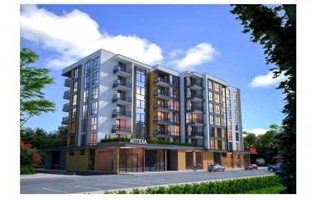 4х комнатные апартаменты в Бургасе (Болгария) за 123666 евро