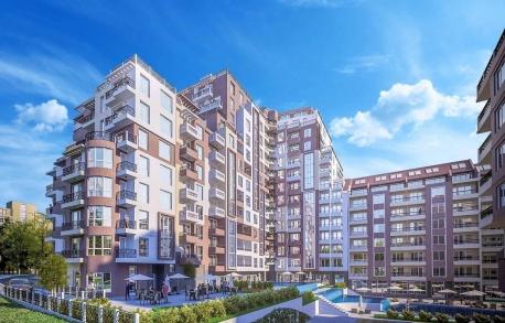 4х комнатные апартаменты в Бургасе (Болгария) за 180942 евро